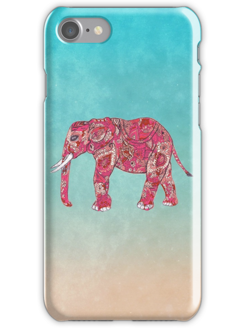 Colorful Elephant Wallpapers For Iphone Christmas New Year Halloween Festivals Holidays