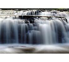 Stair Falls - Detail Photographic Print