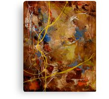 Marked In Him Canvas Print