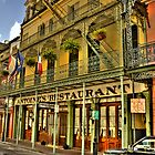 Antoines Restaurant - New Orleans by Kate Adams
