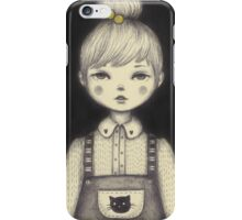 Little Waitress iPhone Case/Skin