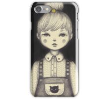 Little Waitress iPhone Case/Skin