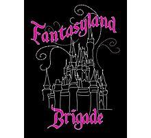 Fantasyland Brigade Photographic Print