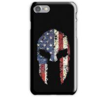 American Spartan iPhone Case/Skin