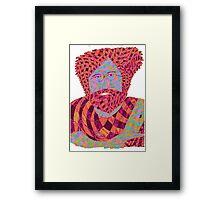 Jerry Garcia 5 Framed Print