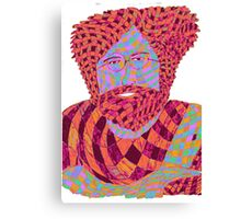 Jerry Garcia 5 Canvas Print