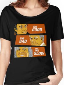 The Good the Bad and the Slow Women's Relaxed Fit T-Shirt