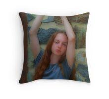 Laura Unbound Throw Pillow