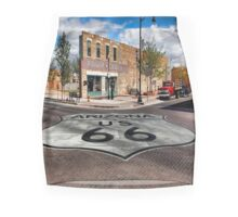 Winslow, Arizona - Route 66 Mini Skirt