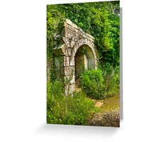 Overgrown Greeting Card