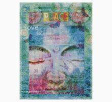 Peace Buddha T-Shirt