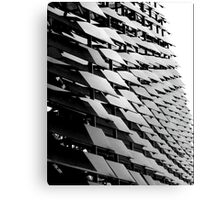 window scales Canvas Print