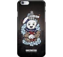 The Ghostbusters Illustration iPhone Case/Skin