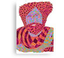 Jerry Garcia 4 Canvas Print