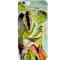 Great White Hope - Shark Attacked iPhone Case/Skin