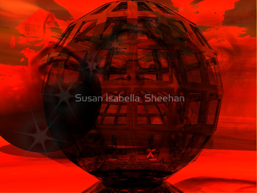 Caught In A Dream by Susan Isabella  Sheehan