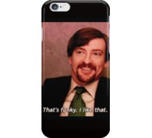 Flight Of The Conchords Murray iPhone Case/Skin