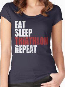 Triathlon Women's Fitted Scoop T-Shirt