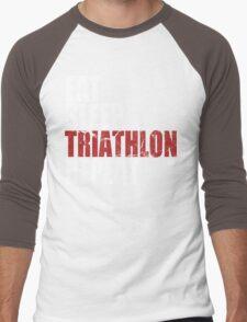 Triathlon Men's Baseball ¾ T-Shirt