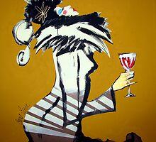 La Femme by Cordell Cordaro
