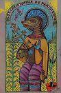 St Christopher Du Parisienne ( St Dog ) by John Dicandia ( JinnDoW )