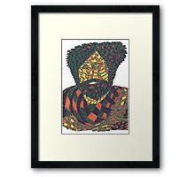 Jerry Garcia 6 Framed Print