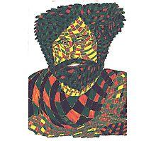 Jerry Garcia 6 Photographic Print