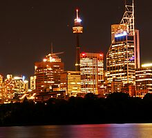Centrepoint Tower Sydney by Coloursofnature
