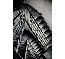 the rundown Photographic Print