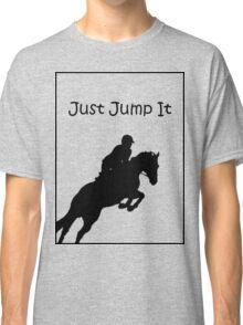 Just Jump It Classic T-Shirt