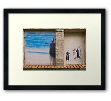 """Leap Of Faith"" Framed Print"