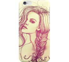 braid iPhone Case/Skin