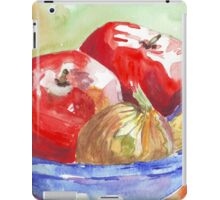Life is Still iPad Case/Skin