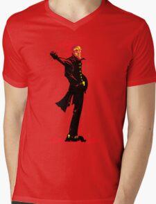 Meet me at the Crossroads and I'll make you a deal... Mens V-Neck T-Shirt