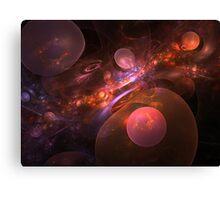 Tortured Universe Canvas Print