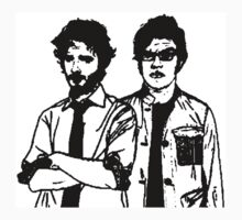 Flight Of The Conchords by Jiii