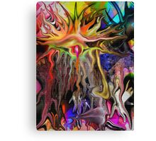 Alberich the Sorcerer Canvas Print