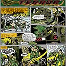 ACTION FORCE: JUNGLE TERROR 28 by morphfix