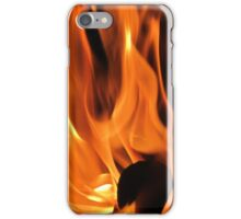 Nothing Quite Cleanses Like Fire iPhone Case/Skin