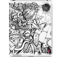 Robots are cool iPad Case/Skin