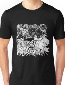 Robots are cool Unisex T-Shirt
