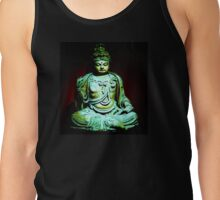 Buddha of Compassion 3 - Design 2 Tank Top