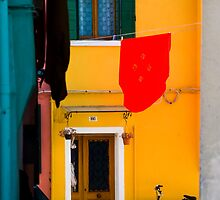 Burano House by Philip Teale