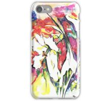 Bright flowers from Africa iPhone Case/Skin