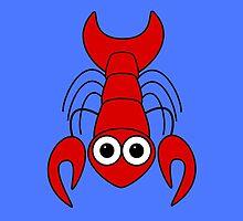 Lobster by Inkerbelle