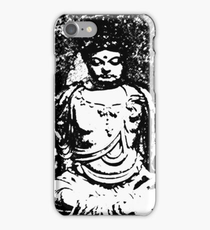 Buddha of Compassion 3 - Design 1 iPhone Case/Skin
