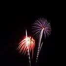 Two times the Fireworks by Richard Williams