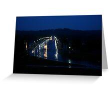 Memorial Bridge Greeting Card
