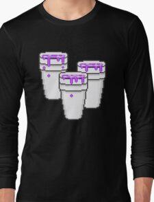 LEAN CUPS Long Sleeve T-Shirt