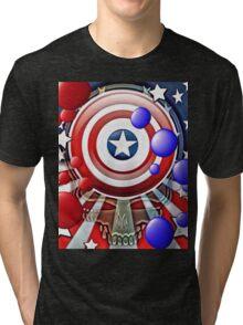 Captain Merka Tri-blend T-Shirt
